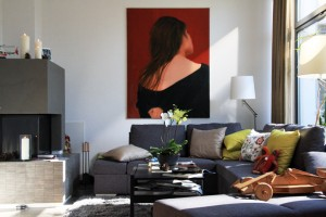 Wohnzimmer Niklas © Christian Strang