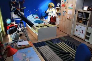 Kinderzimmer Niklas © Christian Strang