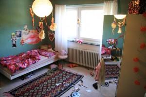 Schlafzimmer Mathilda © Christian Strang