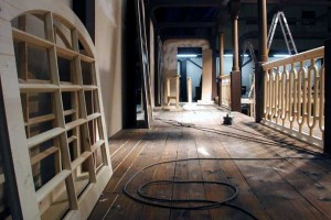 Studiobau (Foto: Christian Strang)