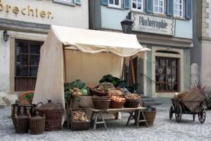 Marktplatz (Foto: Christian Strang)